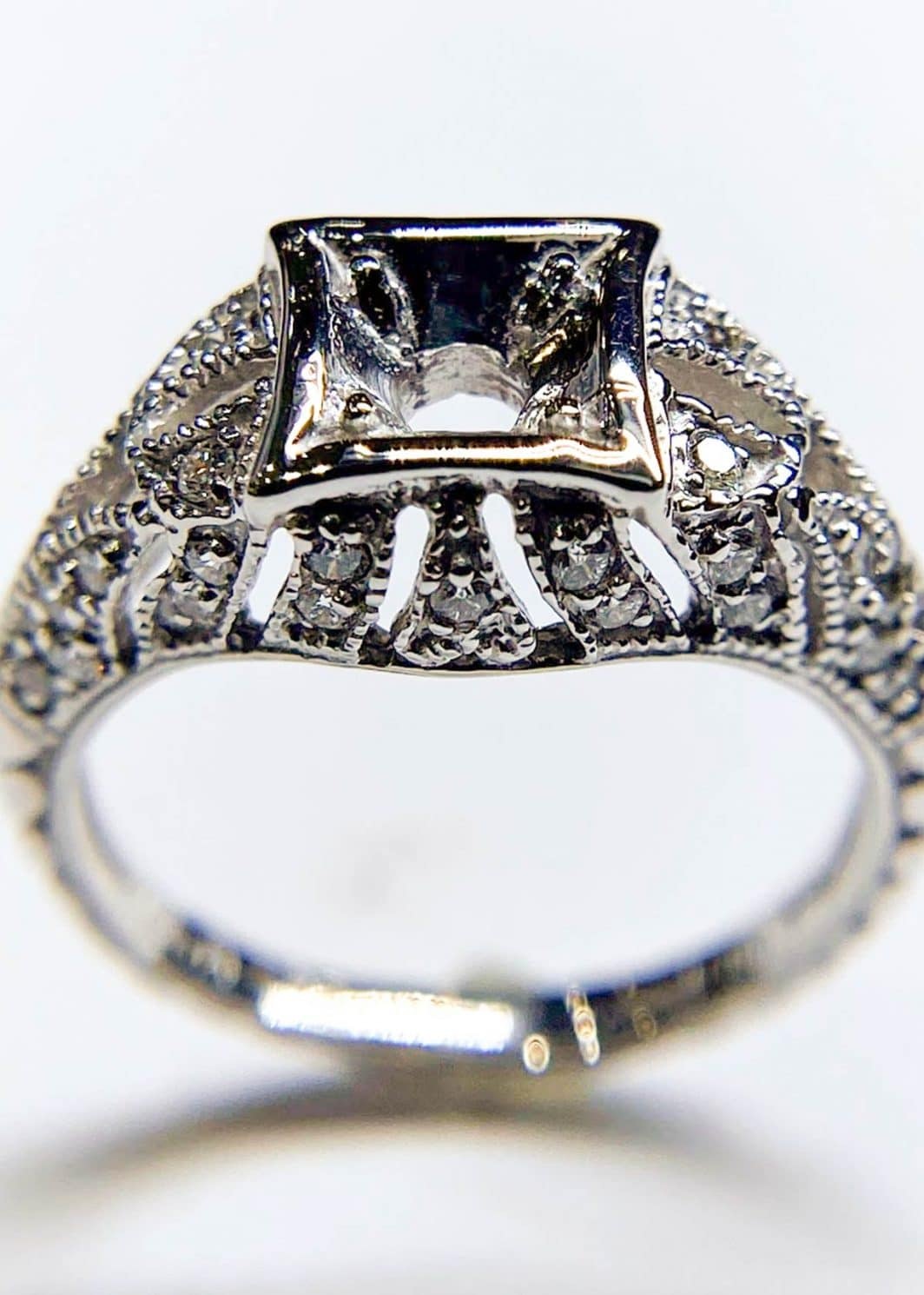 Engagement Fashion Diamond Ring