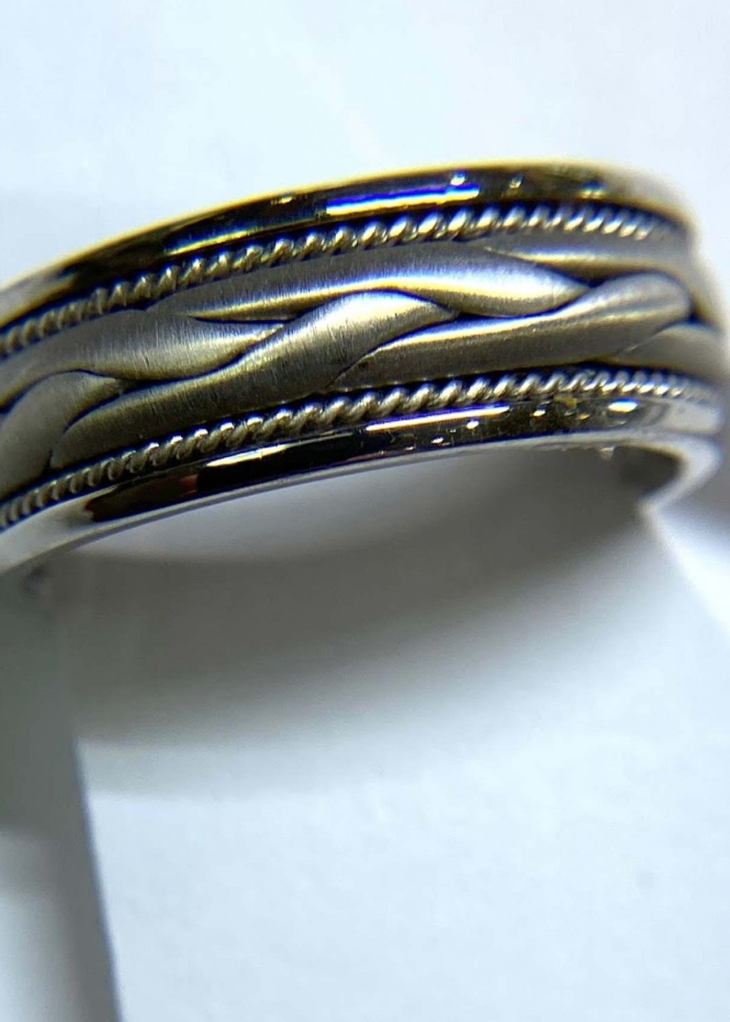 Gents Braided Band