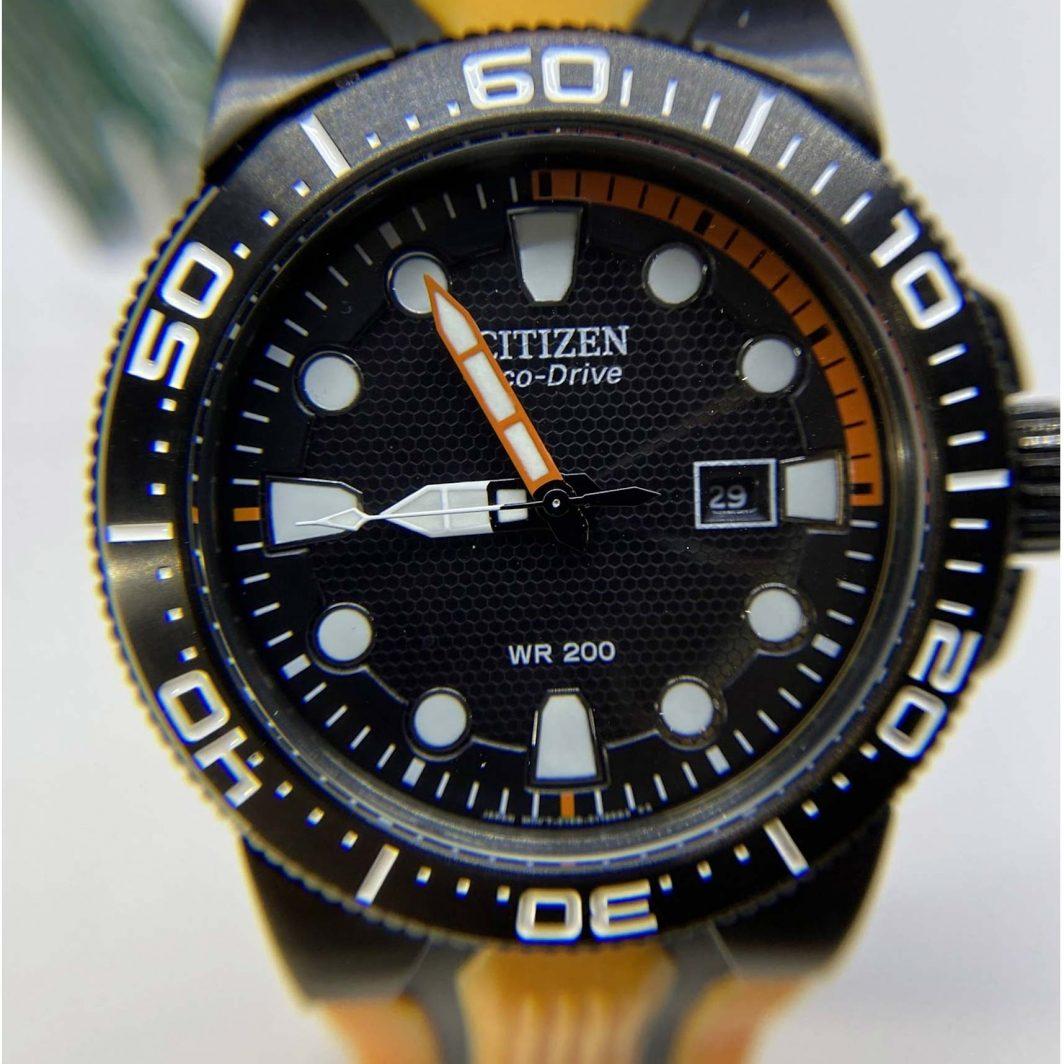 Gent's Scuba Fin Eco-Drive Watch