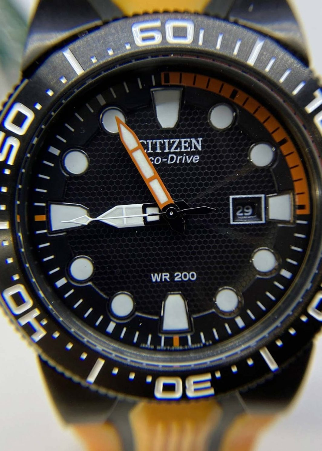 Gent's Scuba Fin Eco-Drive Watch