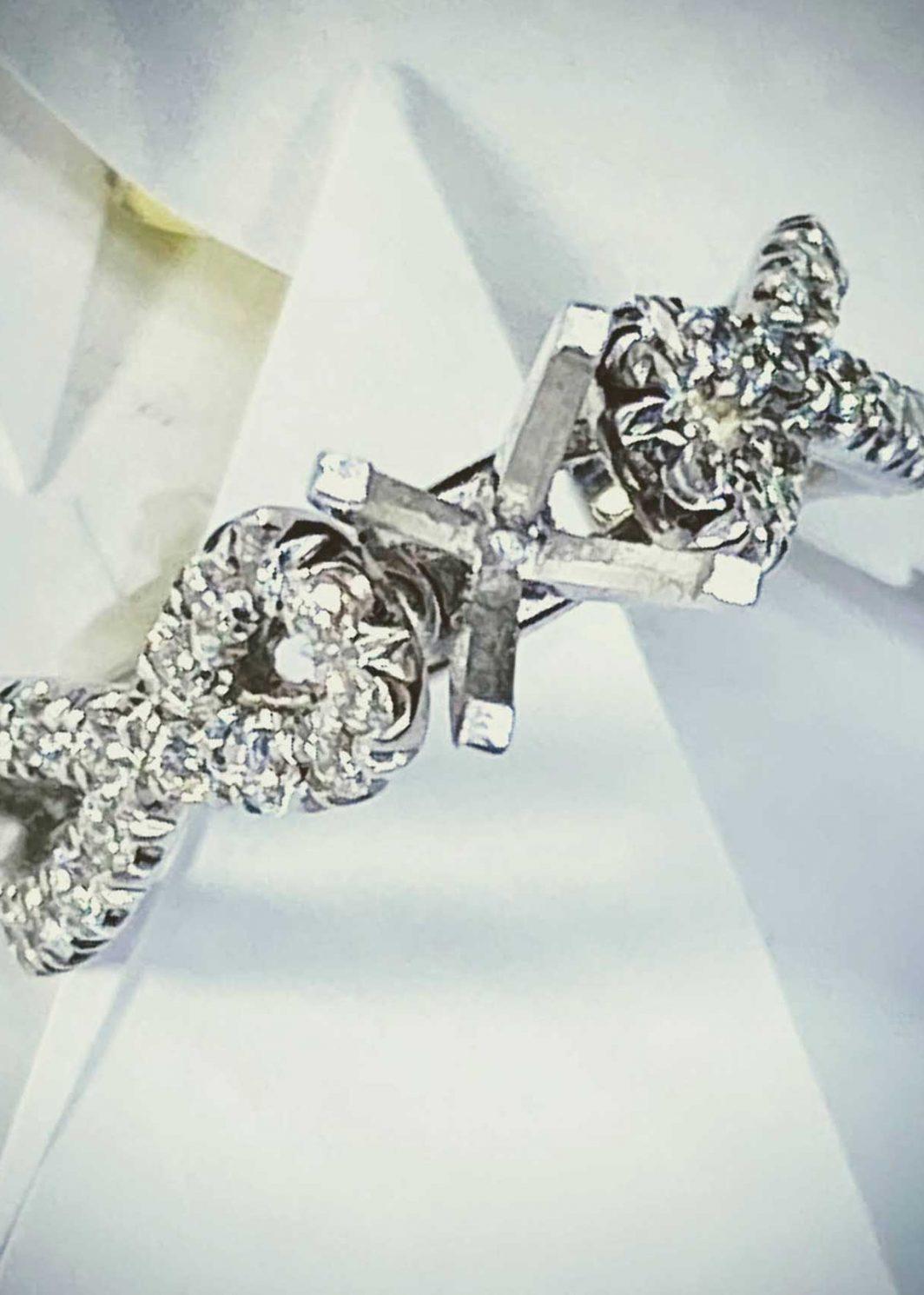 Engagement Ring Mounting (101-243)